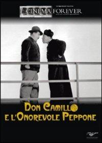 Locandina Don Camillo e l'onorevole Peppone