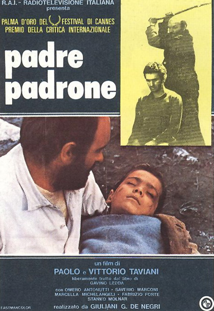 Poster Padre padrone