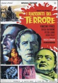 Trailer I racconti del terrore