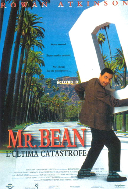 Trailer Mr. Bean. L'ultima catastrofe