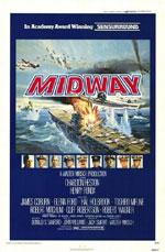 Locandina La battaglia di Midway