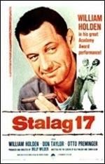 Locandina Stalag 17 - L'inferno dei vivi