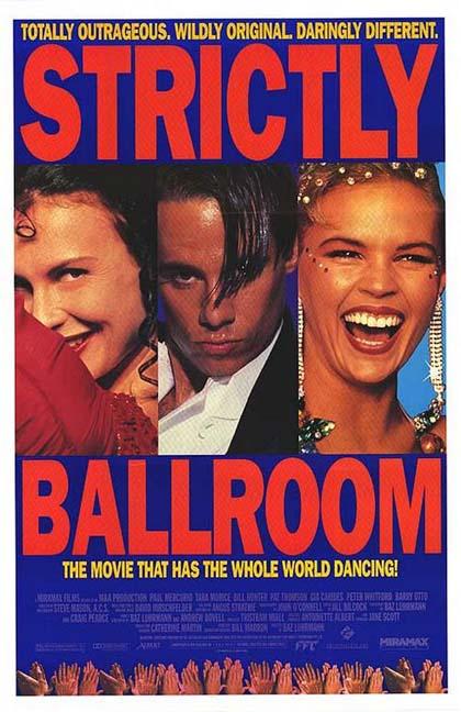 Trailer Ballroom - Gara di ballo