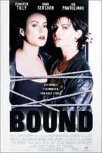 Poster Bound - Torbido inganno  n. 1