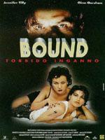 Poster Bound - Torbido inganno  n. 2