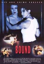 Poster Bound - Torbido inganno  n. 3