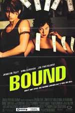 Poster Bound - Torbido inganno  n. 5