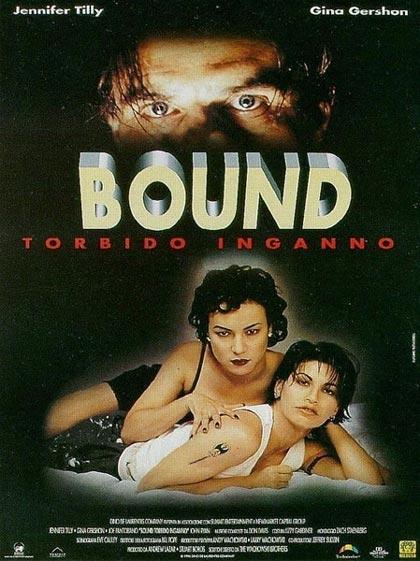 Locandina italiana Bound - Torbido inganno
