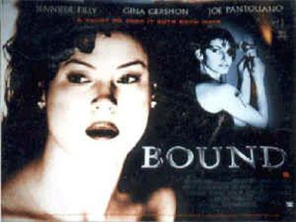 Poster Bound - Torbido inganno