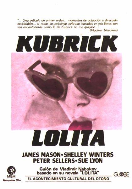 Poster Lolita
