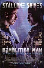 Poster Demolition Man  n. 1