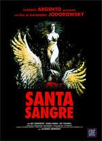 Poster Santa sangre - Sangue santo  n. 1