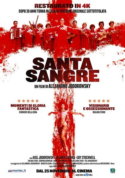 Trailer Santa sangre - Sangue santo