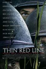 Poster La sottile linea rossa  n. 1