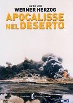 Locandina Apocalisse nel deserto