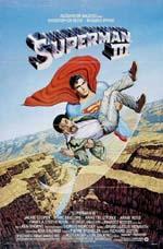 Poster Superman III  n. 1