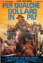 Poster Per qualche dollaro in più  n. 0