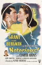 Poster Notorious - L'amante perduta  n. 1