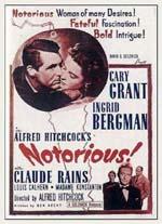 Poster Notorious - L'amante perduta  n. 2