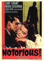 Poster Notorious - L'amante perduta  n. 3