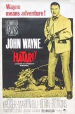 Poster Hatari!  n. 0