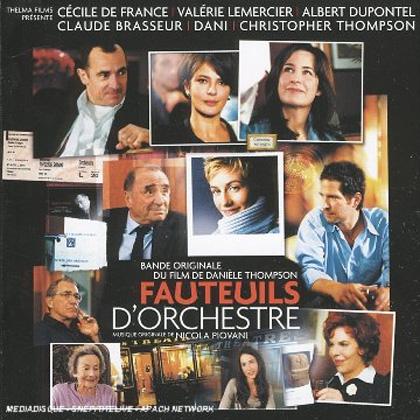 Cover CD Colonna sonora Un po' per caso, un po' per desiderio
