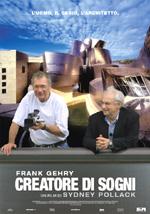 Locandina Frank Gehry - Creatore di sogni