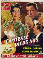Poster La contessa scalza  n. 1