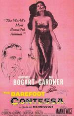 Poster La contessa scalza  n. 2