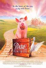 Poster Babe va in città  n. 1