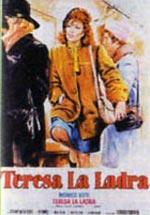 Locandina Teresa la ladra