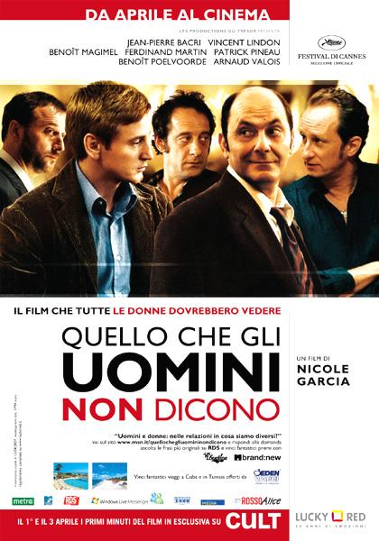 Locandina italiana Quello che gli uomini non dicono
