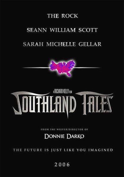 Locandina Southland Tales
