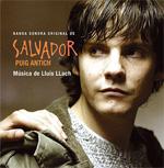 Cover CD Colonna sonora Salvador - 26 anni contro