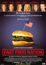 Poster Fast Food Nation  n. 0
