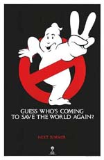 Poster Ghostbusters 2  n. 1