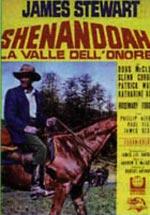 Locandina Shenandoah la valle dell'onore