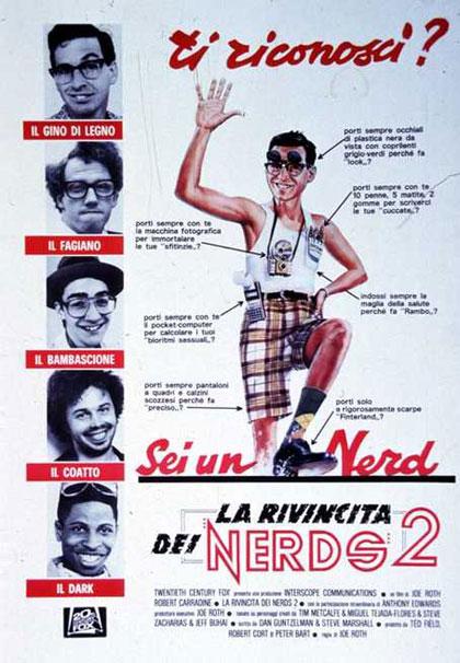 Trailer La rivincita dei nerds 2