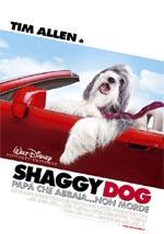 Locandina Shaggy Dog - Papà che abbaia... non morde