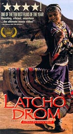 Locandina Latcho Drom