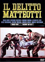 Locandina Il delitto Matteotti