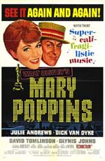 Poster Mary Poppins  n. 0