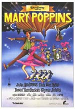 Poster Mary Poppins  n. 1