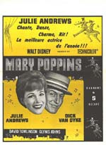 Poster Mary Poppins  n. 2