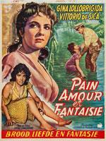 Poster Pane, amore e fantasia  n. 0
