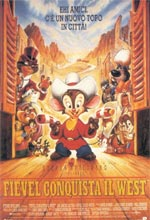 Trailer Fievel conquista il West