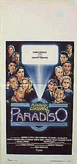 Poster Nuovo Cinema Paradiso  n. 1
