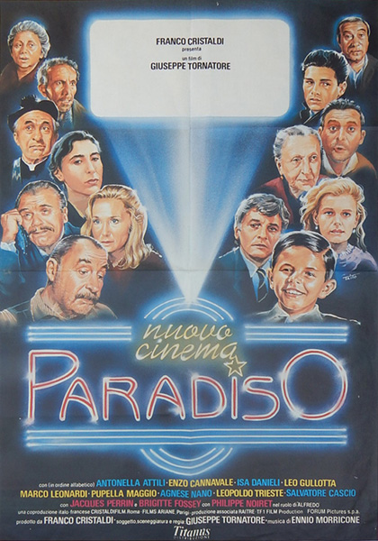 Trailer Nuovo Cinema Paradiso