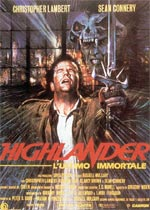 Poster Highlander - L'ultimo immortale  n. 0