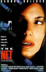 Locandina The Net - Intrappolata nella rete